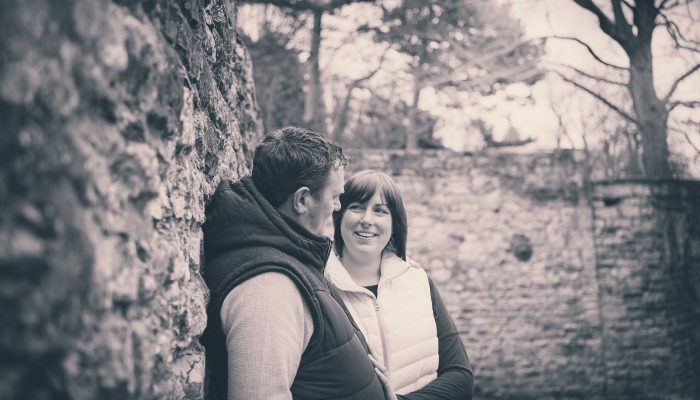 Lizzie & Darren {Lincoln Pre Wedding Photography Shoot}